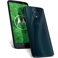 Motorola Moto G6 Plus Dual SIM Blue - Mobile Phone