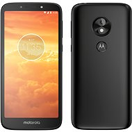 Motorola Moto E5 Play Dual SIM Black - Mobile Phone