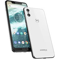 Motorola One Dual SIM White - Mobile Phone