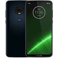 Motorola Moto G7 Plus Blue - Mobile Phone