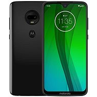 Motorola Moto G7 black - Mobile Phone