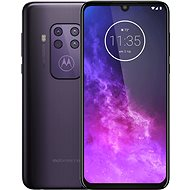 Motorola One Zoom violet - Mobile Phone