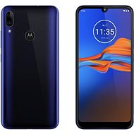 Motorola Moto E6 Plus Blue - Mobile Phone
