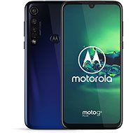 Motorola Moto G8 Plus Blue - Mobile Phone