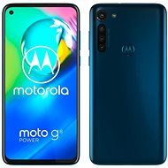 Motorola Moto G8 Power blue - Mobile Phone
