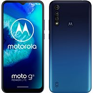 Motorola Moto G8 Power Lite 64GB Dual SIM Blue - Mobile Phone