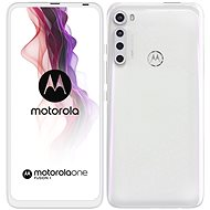 Motorola One Fusion+ White - Mobile Phone