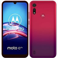 Motorola Moto E6s Plus 64GB Dual SIM Red - Mobile Phone