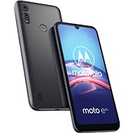 Motorola Moto E6s Plus 64GB Dual SIM Grey - Mobile Phone
