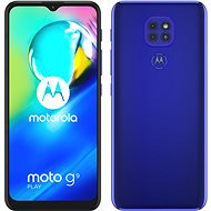 Motorola Moto G9 Play 64GB Blue - Mobile Phone