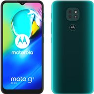 Motorola Moto G9 Play 64GB Green - Mobile Phone