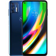 Motorola Moto G9 Plus 128GB Blue - Mobile Phone