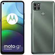Motorola Moto G9 Power 128GB Metallic Green - Mobile Phone