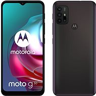 Motorola Moto G30 Black - Mobile Phone