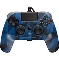 SNAKEBYTE GAME: PAD 4 S CAMO BLUE