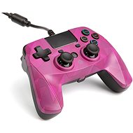 SNAKEBYTE GAME: PAD 4 S™ BUBBLEGUM CAMO - Gamepad