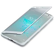 Sony SCTH40 Style Cover Touch pro Xperia XZ2 Silver - Mobile Phone Case