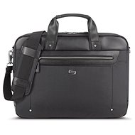 Solo Irving Briefcase Black 15.6""