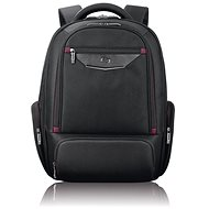 Solo Executive Backpack Black/Red 17.3'' - Laptop Bag