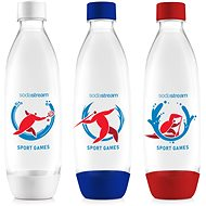 SODASTREAM FUSE 3 x 1l SPORT GAMES - Replacement Bottle