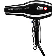 Solis Swiss Perfection, Black - Hair Dryer