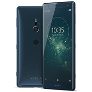 Sony Xperia XZ2 Deep Green Dual SIM - Mobile Phone