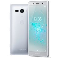 Sony Xperia XZ2 Compact White Silver Dual SIM - Mobile Phone