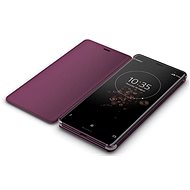Sony SCSH70 Style Cover Stand Xperia XZ3, Pink - Mobile Phone Case