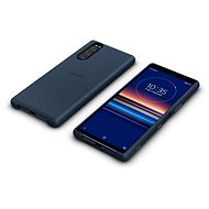 Sony Mobile SCBJ10 Style Back Cover for Xperia 5, Blue - Mobile Phone Case