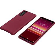 Sony Mobile SCBJ10 Style Back Cover for Xperia 5, Red - Mobile Phone Case