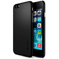 SPIGEN Thin Fit Smooth Black - Protective Case