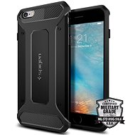 SPIGEN Capsule Ultra Rugged Black iPhone 6 Plus - Protective Case