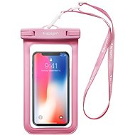 Spigen Velo A600 Waterproof Phone Case Pink - Mobile Phone Case