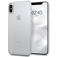 Spigen Air Skin Clear iPhone X