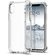 Spigen Rugged Crystal Clear case for iPhone X - Protective Case