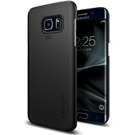 SPIGEN Thin Fit Black Samsung Galaxy S7 Edge - Protective Case
