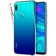 Liquid Crystal Clear Clear 10 Lite/Huawei P Smart 19 - Mobile Case