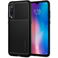 Spigen Rugged Armor Black Xiaomi Mi 9 - Mobile Case