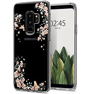 Spider Liquid Crystal Blossom Nature Samsung Galaxy S9 + - Mobile Case