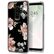 Spigen Liquid Crystal Flower Case for Samsung Galaxy S9+ - Mobile Case