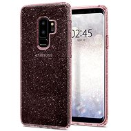 Spigen Liquid Crystal Glitter Rose Samsung Galaxy S9+ - Mobile Case
