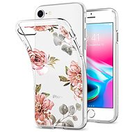 Spigen Liquid Crystal Blossom Flower iPhone 7/8 - Mobile Case
