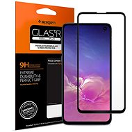 Spigen Glass FC HD black Samsung Galaxy S10e - Glass protector