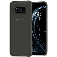 Spigen Air Skin Black Samsung Galaxy S8+ - Protective Case