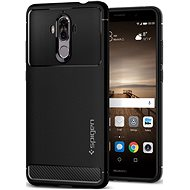 Spigen Rugged Armour Black Mate 9 - Protective Case