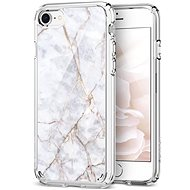 Spigen Ultra Hybrid 2 Marble White iPhone 7/8 - Mobile Case