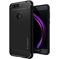 Spigen Rugged Armor Black Honor 8 - Mobile Case