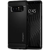 Spigen Rugged Armor Black Samsung Galaxy Note 8 - Mobile Case