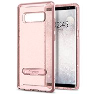 Spigen Crystal Hybrid Glitter Rose Gold Samsung Galaxy Note 8 - Protective Case