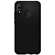 Spigen Liquid Air Black Huawei P20 Lite - Mobile Case